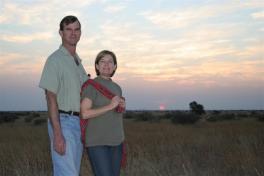 Dreyer and Annette van Zyl